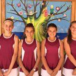 Dogters B Tennisspan | Laerskool Oranje-Noord