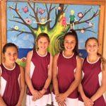 Dogters A Tennisspan | Laerskool Oranje-Noord