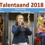 Wenner Talentaand 2018 | Laerskool Oranje-Noord